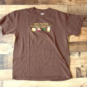 Jimmy Buffett And the Coral Reefer Band Shirt tour